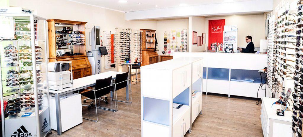 Ihr Augenoptiker in Deisenhofen