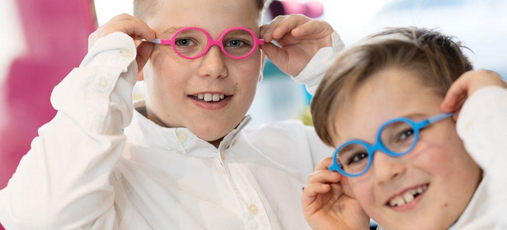 Für jede Anforderung die richtige Kinderbrille