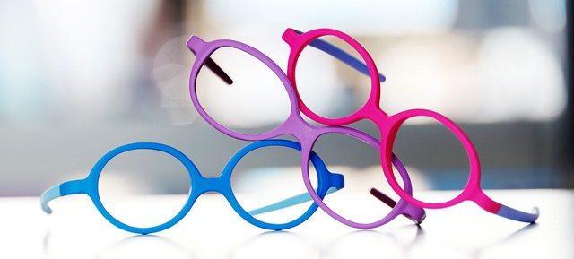 große Auswahl an Kinderbrillen